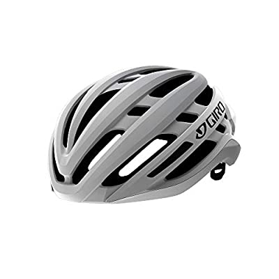 Giro Agilis MIPS Mens Road Cycling Helmet - Large (59-63 cm), Matte White (2021)