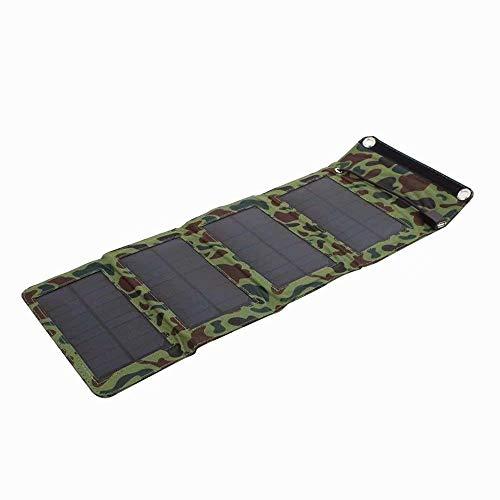 iMESTOU 13W Sunpower plegable panel solar cargador de teléfono dual USB 2.5A 2.1A impermeable panel de energía solar panel de carga rápida para smartphones