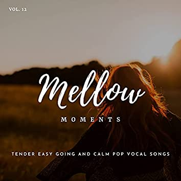 Mellow Moments - Tender Easy Going And Calm Pop Vocal Songs, Vol. 12
