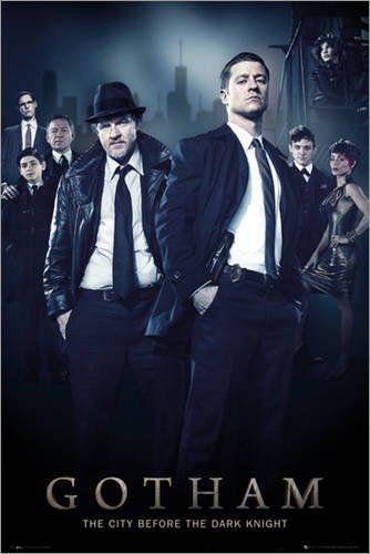 Póster Gotham - cartel económico, póster XXL