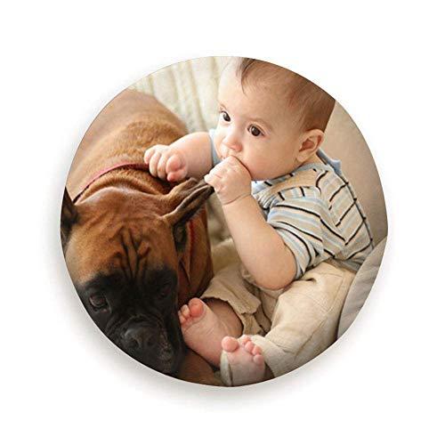 Little Baby Boy Boxershorts voor honden, dieren, waterdicht, stofdicht, universele fiets, geschikt voor Jeep Trailer Rv Suv en vele voertuigen, 40,6 cm (16 inch)
