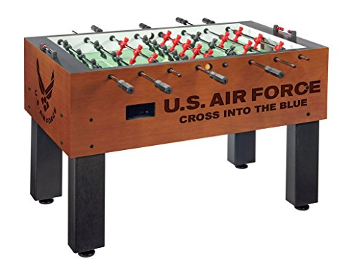 Review U.S. Air Force Foosball Table by The Holland Bar Stool Company