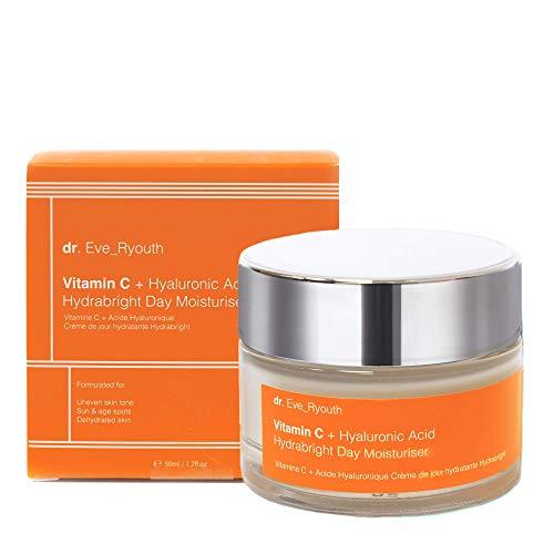 dr. Eve_Ryouth New! Vitamin C + Hyaluronic Acid Hydrabright Day Moisturiser 50ml