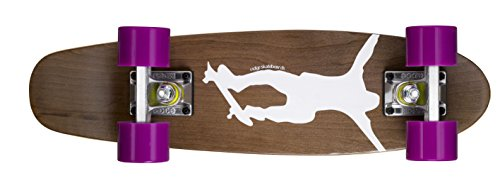 Ridge Madera Mini Cruiser Number One Skateboard