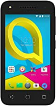 Alcatel 3G H+ Unlocked 4 inch 8MP Quad Core Factory Unlocked Worldwide Desbloqueado (Black, U3 Version)
