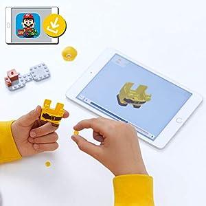 Amazon.co.jp - レゴ スーパーマリオ ビルダーマリオ パワーアップパック 71373