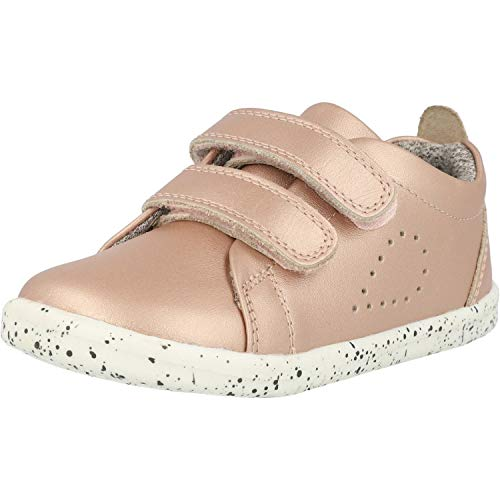 Bobux i-Walk Grass Court Gold (Rose Gold) Leder 24 EU