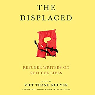 The Displaced audiobook cover art