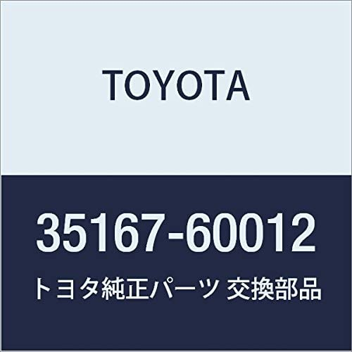 Latest item Genuine Toyota Parts - Protector 35167-60012 Bombing new work Transmiss