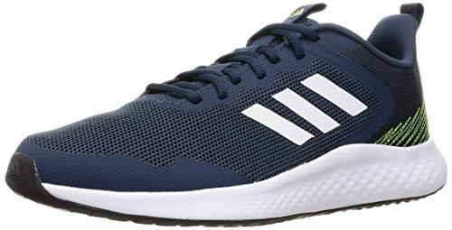adidas FLUIDSTREET, Zapatillas de Running Hombre, AZMATR/FTWBLA/Tinley, 42 EU
