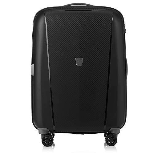 Tripp Black Ultimate Lite II Medium 4 Wheel Suitcase