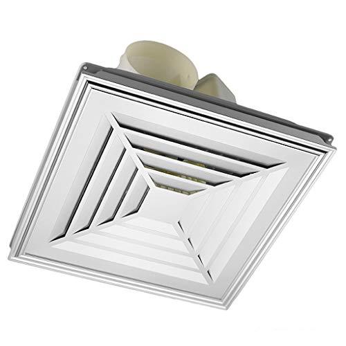 Ventilador de ventilación doméstico Ventilador De Techo Integrado, De Gran Volumen De Aire For Baño/Cocina/Sala De Estar LITING