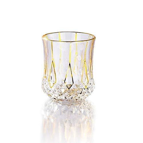 LHAXL Copas de Vino Copa de Cristal Copas de Vino Vidrio Buque de Vidrio Best Regalo para papá Copa de Vino (Color : 73 x 88mm)