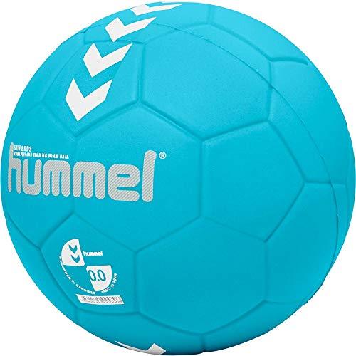 hummel Kinder HMLSPUME Kids-Handball, türkis/Weiß, 0