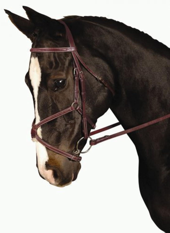 Kincade Padded 8er Bridle–Größe  Pony Farbe  braun by Kincade