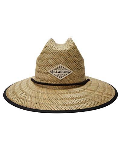 Billabong™ Tipton - Straw Hat for Women - Strohhut - Frauen - U - Schwarz