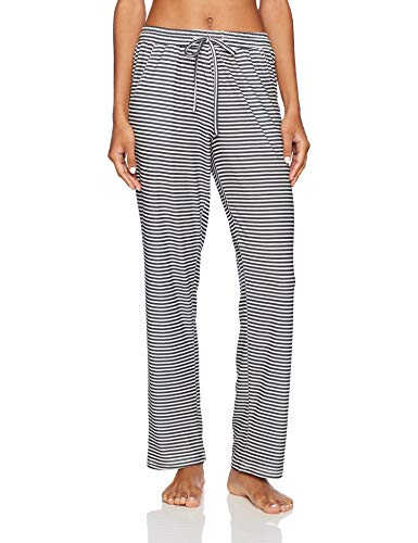 Selene Women's Pajama Pant X-Small Black Stripe