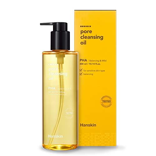 Cleansing oil & Blackhead PHA aceite limpiador puntos negro