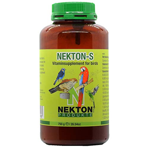 Nekton S Multi-Vitamin for Birds, 750gm