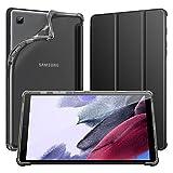 Dadanism Compatible con Samsung Galaxy Tab A7 Lite Funda, Suave y Ligero Protector de TPU Inteligente Case Cover para Samsung Galaxy Tab A7 Lite 8,7 Pulgadas 2021 (SM-T220/T225/T227), Negro