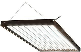 Hydrofarm Agrobrite Designer T5, FLP48, 432W 4 Foot, 8-Tube Fixture with Lamps