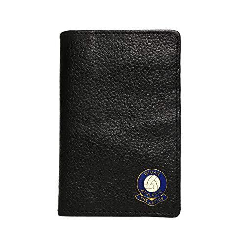 Wigan Athletic Football Club Leather Credit Card case
