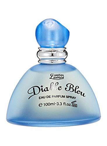 Creation Lamis - Diable Bleu Damen/Woman Eau de Parfum EDP 100 ml