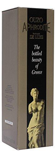 Edler Ouzo Barbagianni Aphrodite 700ml 45{ce991317f7db8a6ec386ab16ccf12f1001ea70c2b564d8159659dbfbc54b6297} Vol. aus Griechenland griechischer Destillat Likör Geschenk