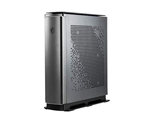 MSI Prestige P100 9SD-228EU - Ordenador de sobremesa (Intel Core i7-9700KF, 32GB RAM, 1TB SSD y 2TB HDD, Nvidia RTX2070 Super-8GB, Windows 10 Pro) gris