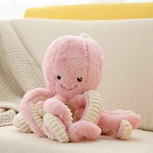 Knuffels 1pcs 18cm kawaiioctopus Knuffels Soft Animal Octopus Pillow Gevulde Toy Dolls Kinderen jongens en meisjes Birthday Gifts Decor dljyy
