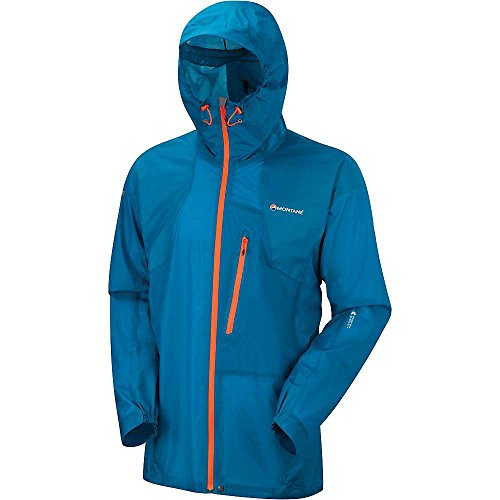 Montane Minimus SS15 Grand Tour Jacket Gr. L, Blau - Blau