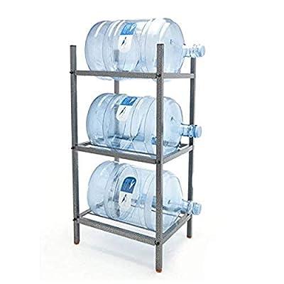 Bluewave 3-Step Metal Bottle Storage Rack - Holds 3 Bottles from Bluewave Lifestyle®