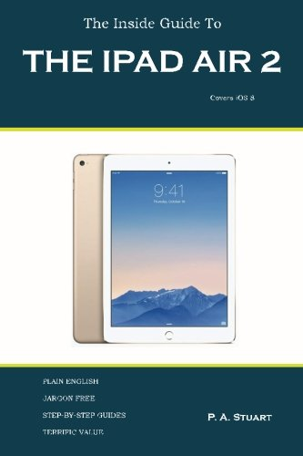 The Inside Guide to the iPad Air 2: Covers iOS 8