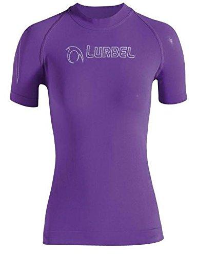 Lurbel - Shirt Short Sleeves Ecuador, Color Morado, Talla L