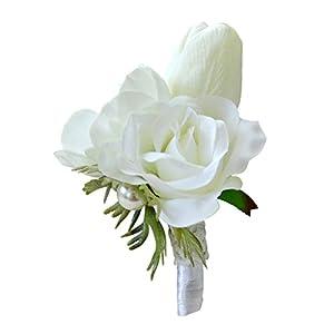 Flameer Artificial Wedding Flowers Bride Anemone Flower Home Decoration