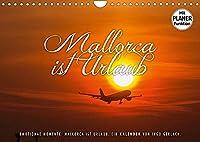 Emotionale Momente: Mallorca ist Urlaub. (Wandkalender 2022 DIN A4 quer): Mallorca ist ... ! 13 herrliche Fotos der schoensten Insel der Europaeer mit textlichen Analogien. (Geburtstagskalender, 14 Seiten )