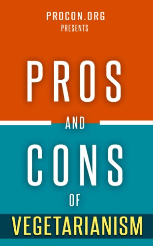 Pros and Cons of Vegetarianism (English Edition)