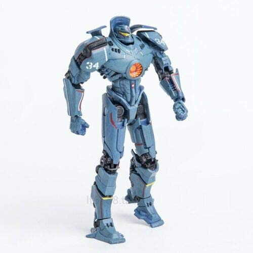 Nice Unique Attractive Pacific Rim Series 1 Jaeger Gipsy Danger 7' Action Figure Toy New Retail Package Durable