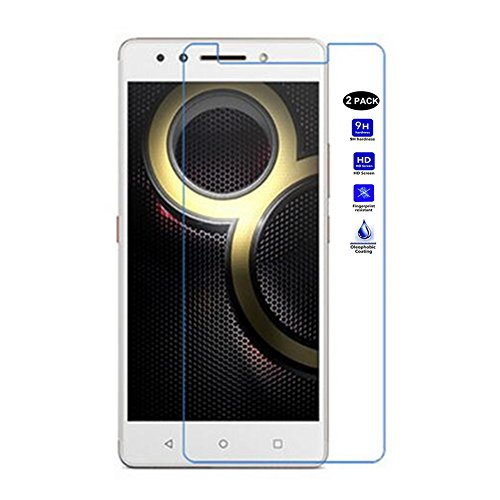 XMT Lenovo K8 Note 5.5' Screen Protector,0.3mm 9H Hardness Tempered Glass Clear Screen Protector for Lenovo K8 Note Smartphone (2 Pack)