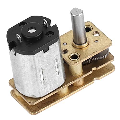 Mini Motor De CC, Motor De Engranaje De Rueda Dentada JW ‑ 1024N20 Motor Pequeño Para Maquinaria Financiera Para Cerraduras De Puertas Electrónicas Para Automatización De Oficinas Para