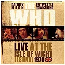 The Who: Live At The Isle Of Wight 1970 [3xWinyl]