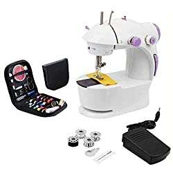 FAB Innovations 10-In-One Mini Electric Sewing Machine
