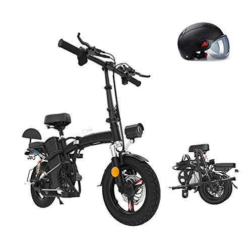 Lowest Prices! Pc-Glq Folding Electric Mountain Bike 48V Removable Lithium Battery Beach Snow Bicycl...