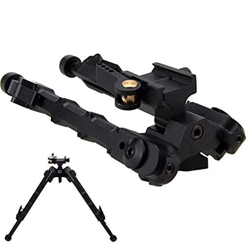 Tripé Tático Ao Ar Livre, 6-9 Polegadas Bipé Ajustável De Rifle De Ar V9 Para Caça E Tiro Ao Ar Livre