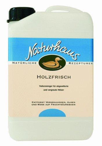 NATURHAUS NATURFARBEN 3 l Holzfrisch, farblos