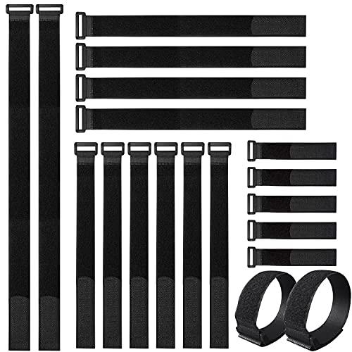 ENYACOS Kabel Klettband, 40 Stück...