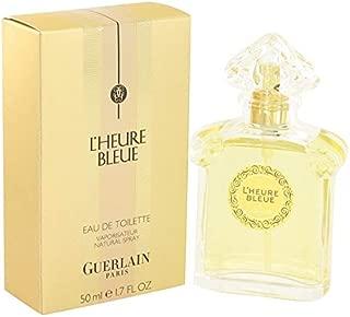 Lheure Bleu by Güérláíñ for Women Eau De Toilette Spray 1.7 oz
