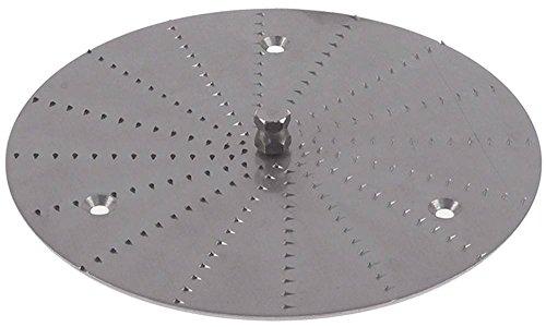Santos Reibscheibe für Saftpresse Nr28 komplett ø 165mm Höhe 2,5mm CNS