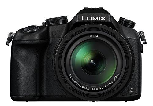 Panasonic LUMIX DMC-FZ1000EB Premium Digital Bridge 4k Camera - Black