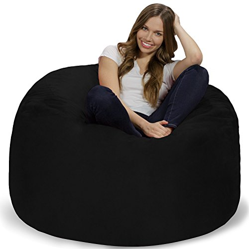 Outstanding Top 10 Best Bean Bag Chairs For Adults Of 2019 Reviews Beatyapartments Chair Design Images Beatyapartmentscom